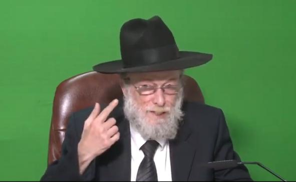 """הרב דב ברקוביץ על קונספיל, אונסק""""ו, והבונים החופשיים"""